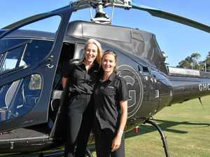 Avoid highway congestion with new chopper route