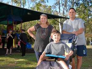 'I am desperate': Mum's plea for disabled son