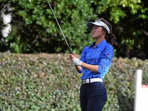 Day two at Australian Ladies Classic