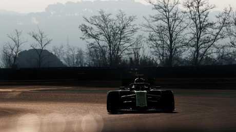 Daniel Ricciardo says he's feeling very comfortable in his new surrounds.