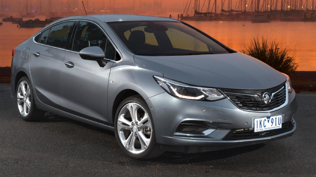 Astra: Frugal plus five-year warranty