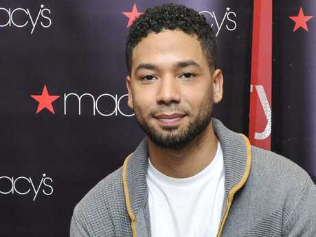 Jussie Smollett's story has unravelled very publicly. Picture: AP