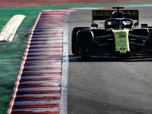 Ricciardo 'positive not perfect' at Renault