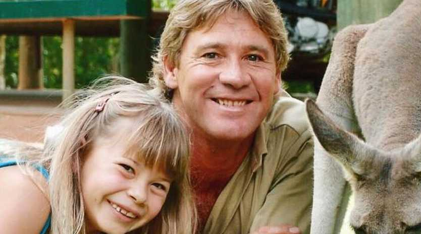 Google creates incredible doodle to honour Steve Irwin on 57th birthday