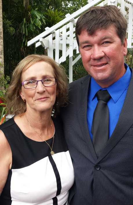 """Shane Old: Around the Glasshouse Mountains, where he and his partner, Robyn Griffiths, lived and worked, everyone knew him as """"the postie"""". """"He was a gentle soul,"""" she says."""