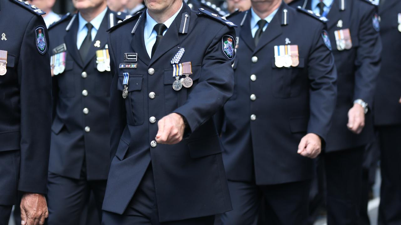 Commissioned officers, ranked Inspector to Chief Superintendent, are entitled to professional development of about $6000 a year to attend courses and get extra qualifications.