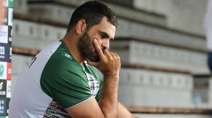 Greg Inglis accepted his own penalty for drink driving.