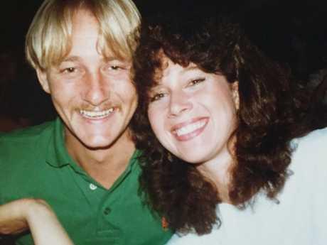 John and Anita Cobby.