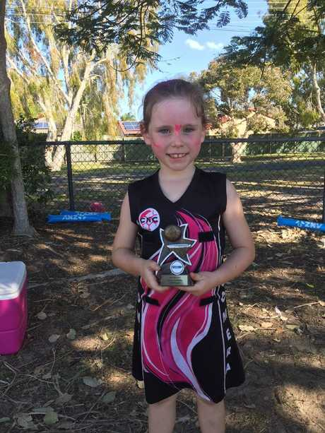 Gold Coast girl Olivia Douglas was killed in car crash on her way to a netball championships in Bundaberg.