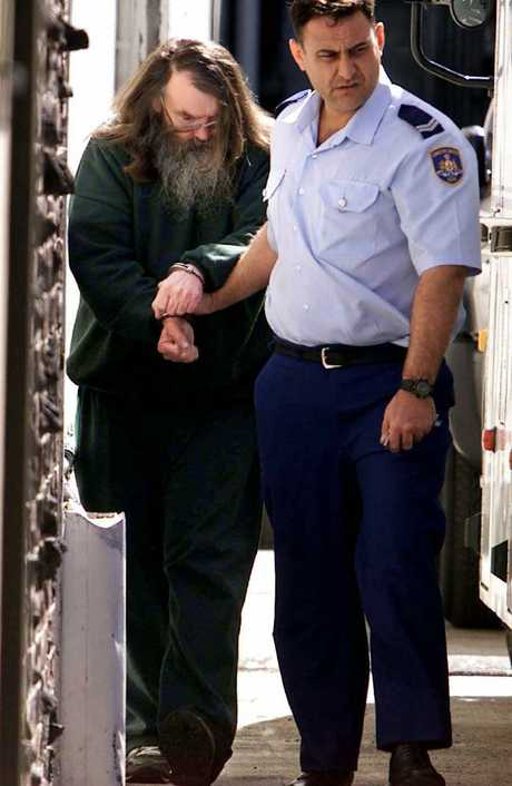Michael Anthony Guider after he was sentenced in 2002.