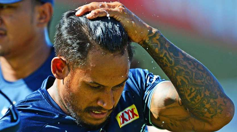 Ben Barba has begun life after footy. Picture: Zak Simmonds