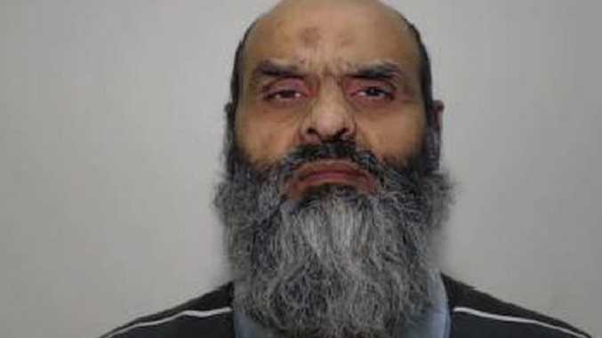 Sikander Khan was found guilty of trespassing with intent to commit a sexual offence.