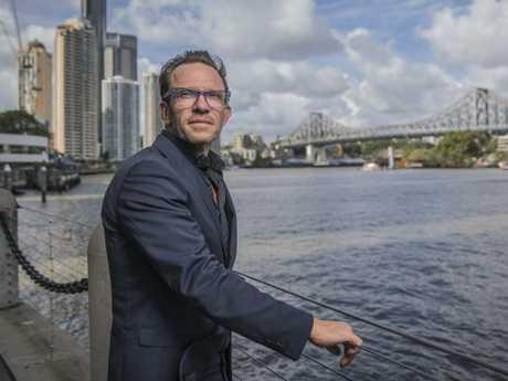 James Tuma, national director of Urbis urban designers. Pic Peter Wallis