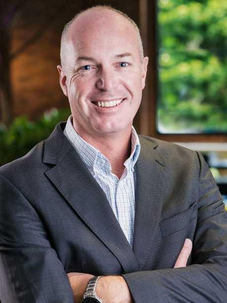 Steve Abson CEO Infrastructure Association of Queensland.