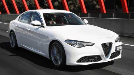 Giulia: Genuine Italian article