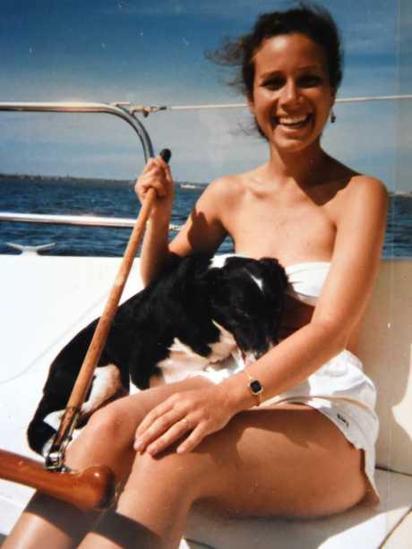 Murdered nurse Anita Cobby.