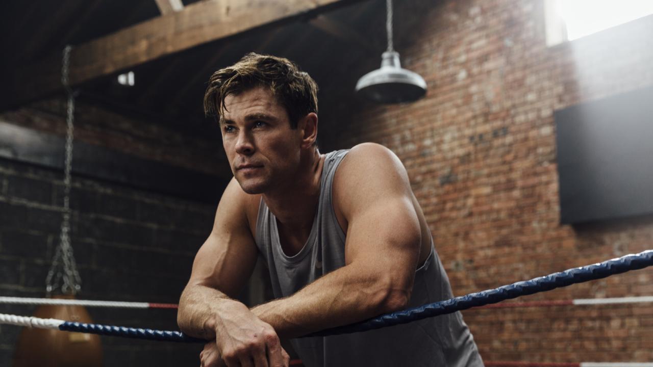 Chris Hemsworth is set to play Hulk Hogan in a new Netflix biopic. Photo: Greg Funnell