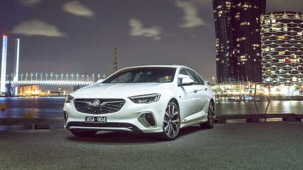 If you look past the new COmmodore's origins it is quality family car.