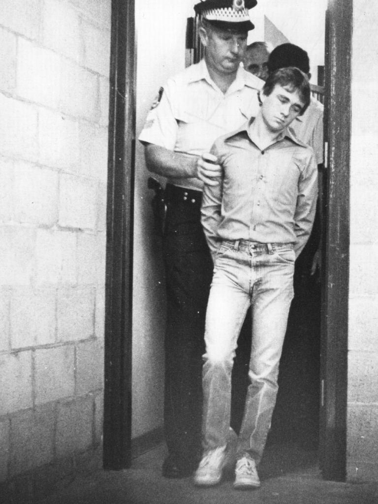 Leslie Murphy, one of the three Murphy brothers convicted of Anita's murder, is just 155cm tall.