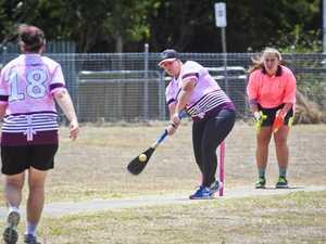 Ipswich Vigoro Pink Stumps Day. Breast Friends v