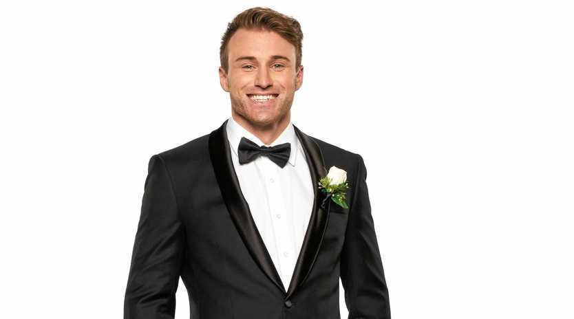 KEEN: Lennox Head resident Billy Vincent is one of the new brides and grooms joining TV series Married at First Sight this week.