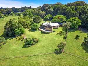 Olivia Newton-John sells $5.5m rural mansion in NSW's north