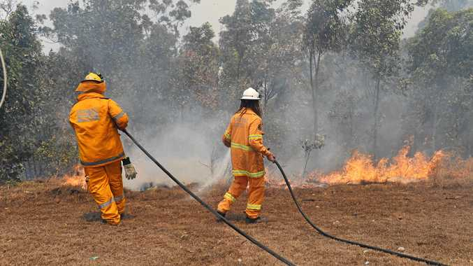 FIRE ARREST: A woman will face Lismore bail court on Saturday February 23 for allegedly starting a grass fire at Bonalbo.