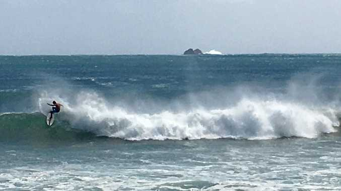 Surf festival rivals cyclonic swells