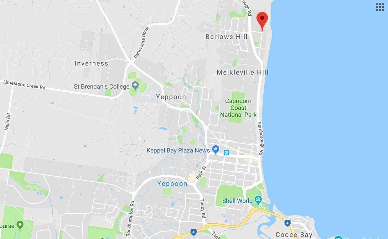 SUSPICIOUS DEATH: Police are still investigating following the discovery of a man's body a Todd Avenue property yesterday.