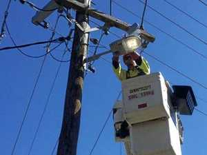 Power down as outages continue
