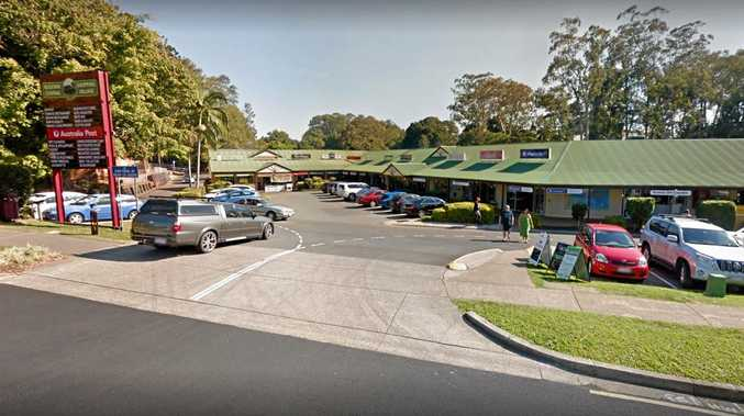 A toddler was struck by a car at Buderim Central Shopping Centre car park today.