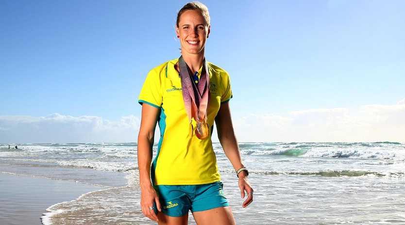 Australian swim star Bronte Campbell. Picture: Adam Head