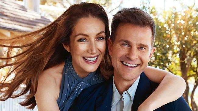David with wife Lisa. (Picture: Steven Chee for Stellar)