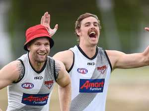 Daniher finally ready to return for Bombers