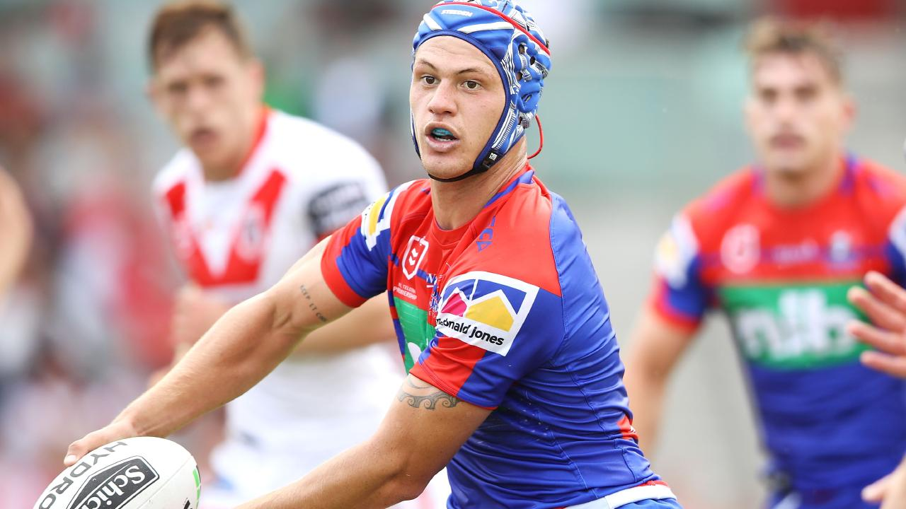 Kalyn Ponga showed plenty of class in the No.6 jersey. Pictrure: Mark Kolbe/Getty Images