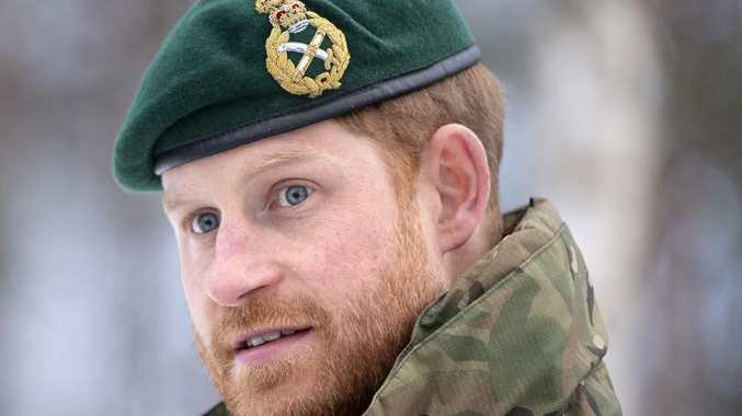 Prince Harry's incredible transformation from Party Prince