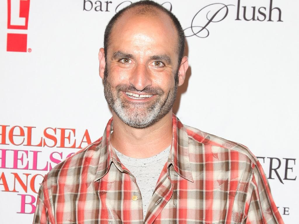 Comedian Brody Stevens has been found dead. Picture: Angela Weiss/Getty Images
