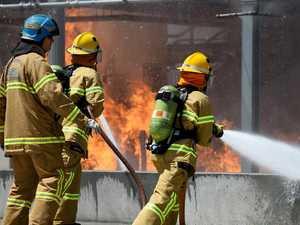 BREAKING: Residents warned as crews battle Rosedale blaze