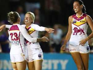AFLW premiers have Dog of a night