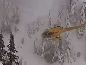Aussie's fall 'triggered' deadly avalanche