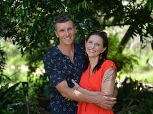 Kris and Brian Gadsby fell in love after catching the