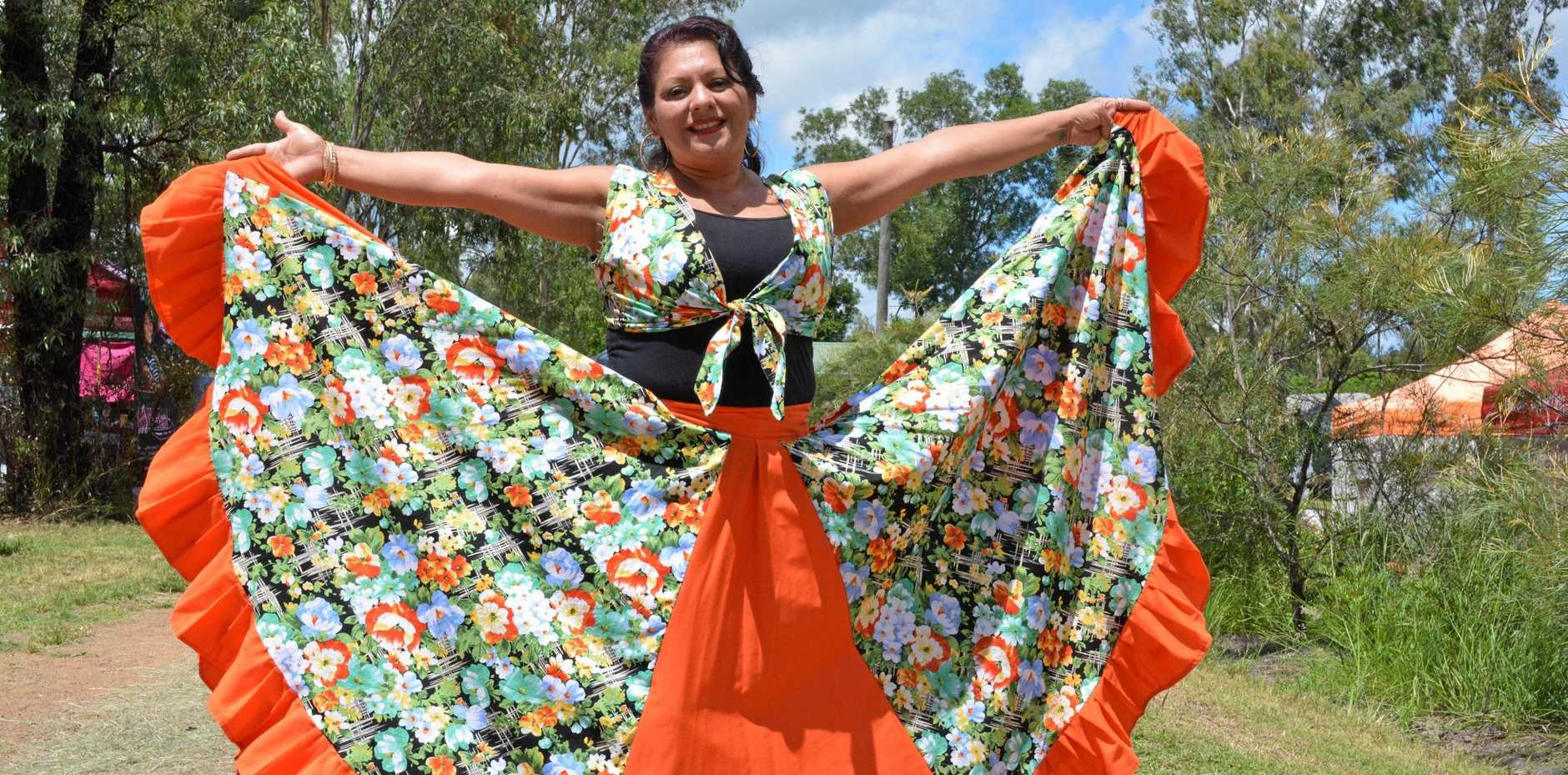 COLOURFUL: Colours of Somerset festival will showcase the best the region has to offer next month at the Fernvale Showgrounds.