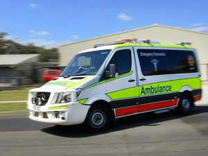 Woman injured in hinterland car rollover