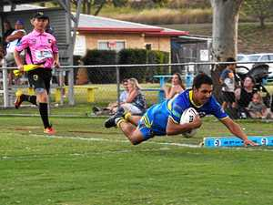 GALLERY: 19 action shots from Gympie Devils trial match