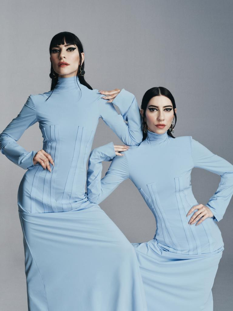 Twinning. (Picture: Georges Antoni for Stellar)