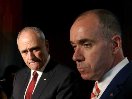 NAB chief executive Andrew Thorburn and chair Ken Henry both resigned following the banking royal commission's damning final report.