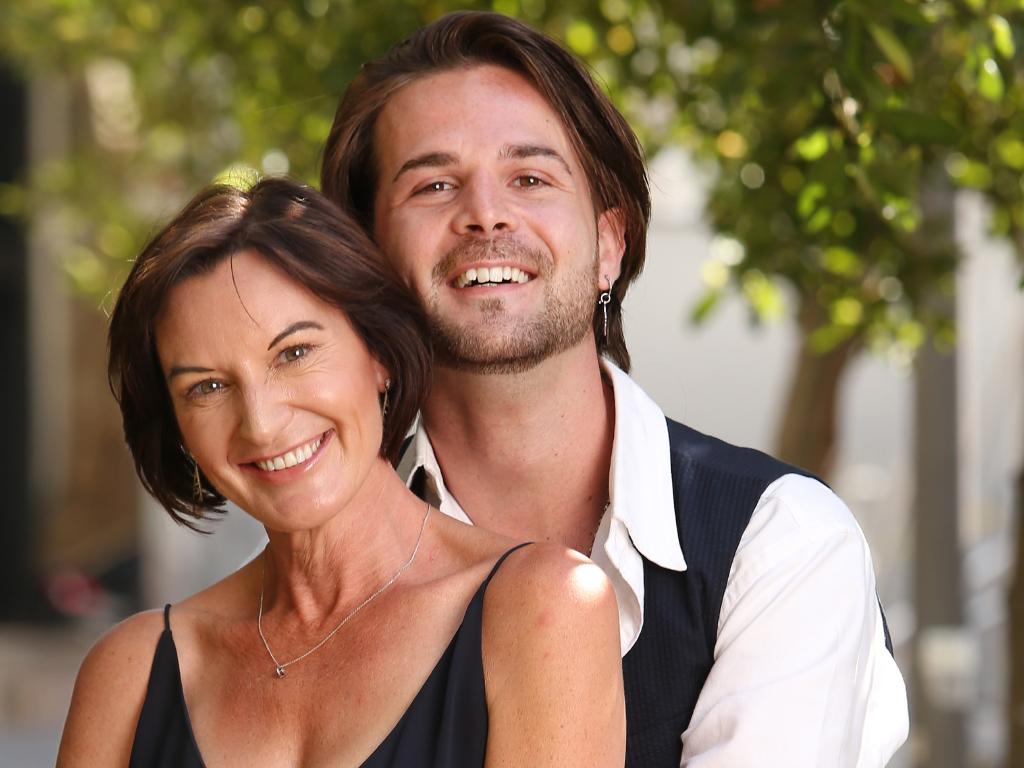 Thorburn and her dance partner Marco de Angelis.