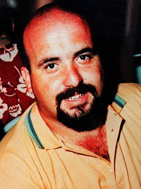 George Giannopoulos died after being stabbed by Dalamangas. Picture: Supplied