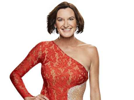 Thorburn revealed what drove her to appear on the latest series of DWTS.