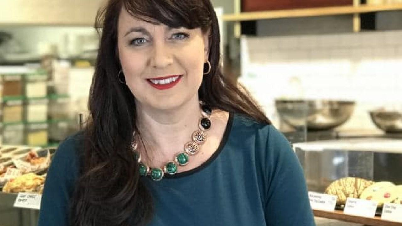 Muffin Break general manager Natalie Brennan.